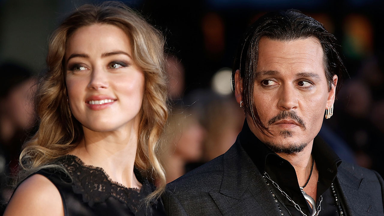 Johnny Depp- Amber Heard