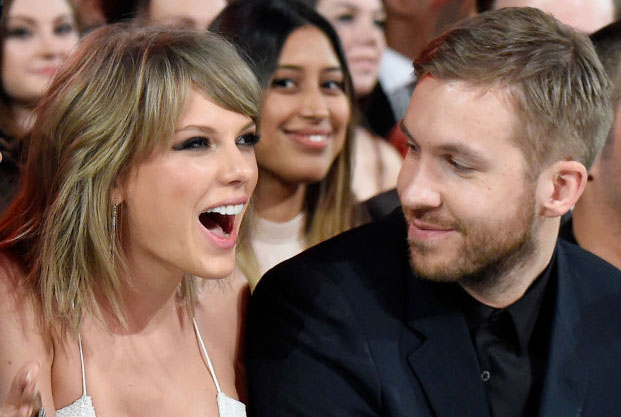 Taylor Swift - Calvin Harris