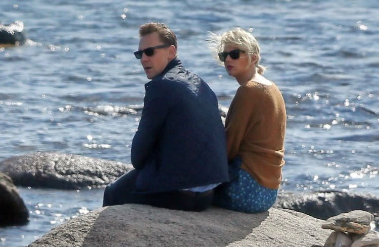 Taylor Swift & Tom Hiddleston