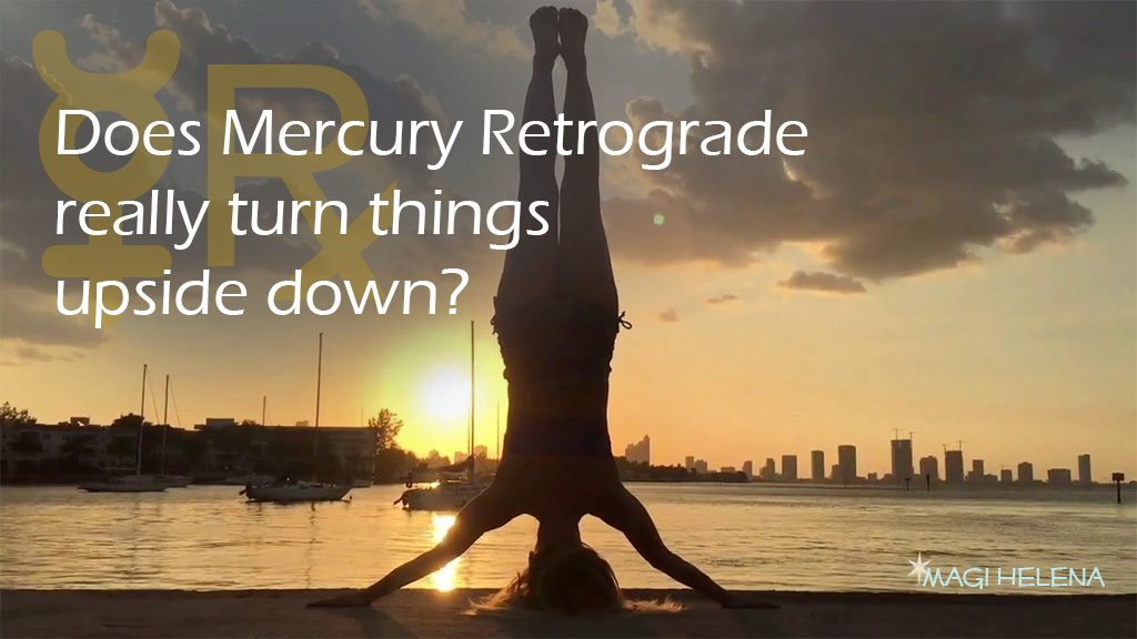 Mercury Retrograde Phobia